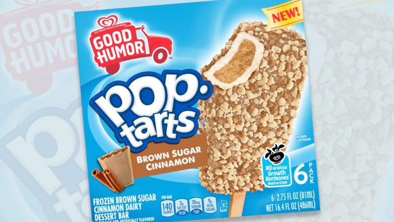 pop-tart ice cream bars