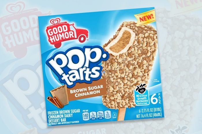 pop-tart ice cream bars