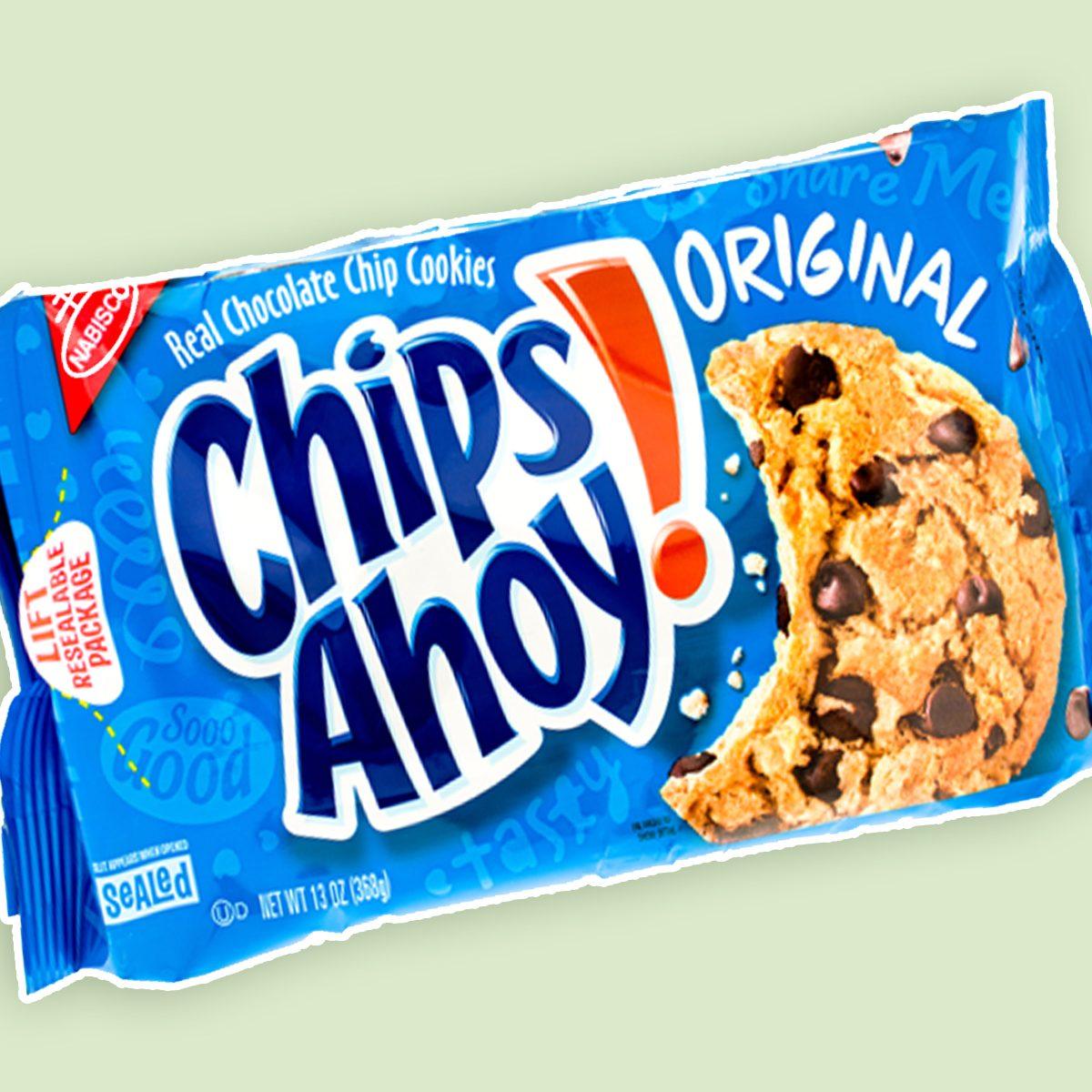 Winneconne, WI - 31 May 2015: Package of Chips Ahoy in original.; Shutterstock ID 283389398