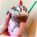This Is How to Order a Secret Chocolate-Drizzled Strawberry Frappuccino at Starbucks