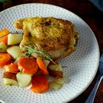 These Easy Dutch Oven Chicken Thighs Will Be Your New Go-To