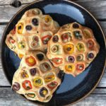 This Quilted Focaccia Bun Is the Most Beautiful Bread We've Ever Seen