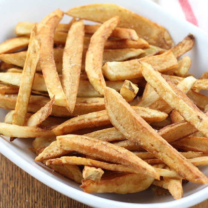 How to Make the Best Pan-Fried French Fries
