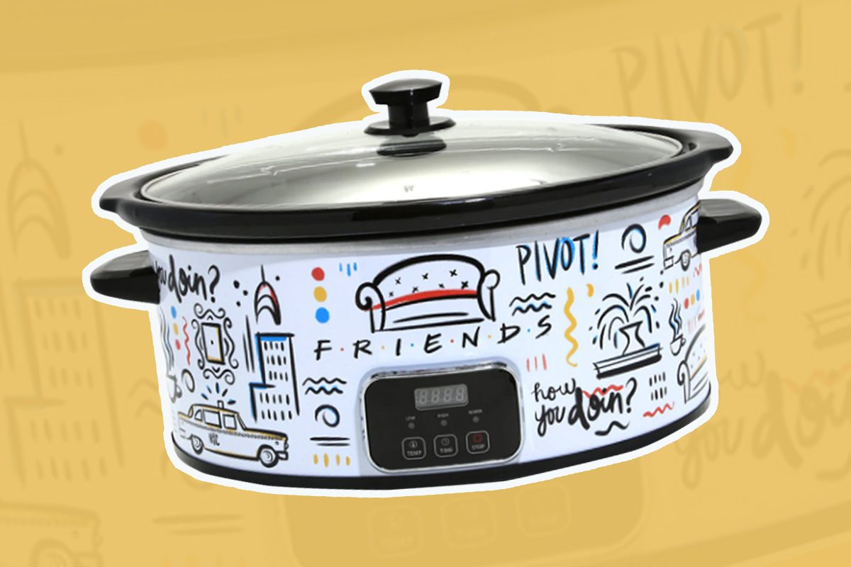 This 'Friends'-Inspired Slow Cooker Will Be There for You