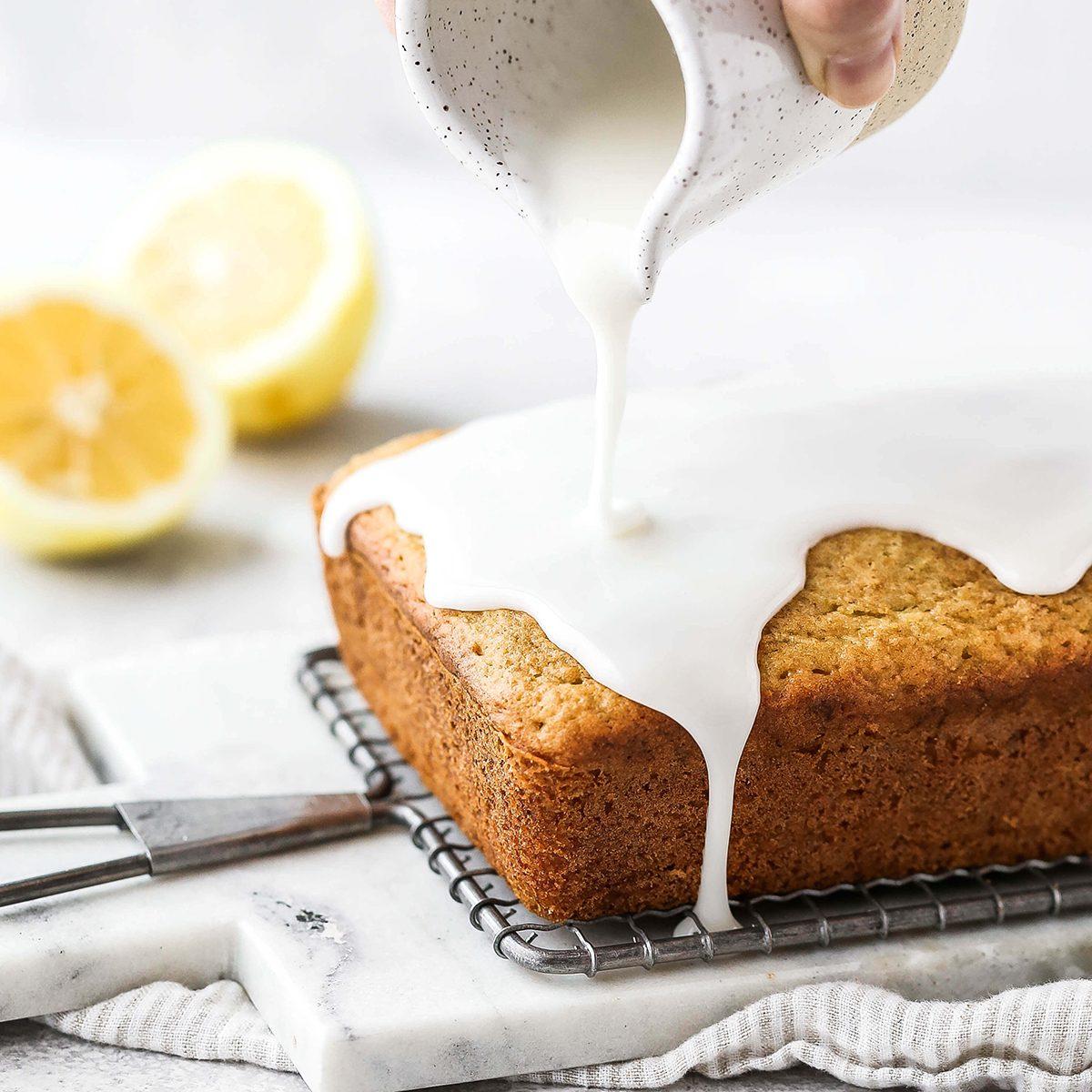 LEMON ZUCCHINI BREAD (GLUTEN FREE & DAIRY FREE)