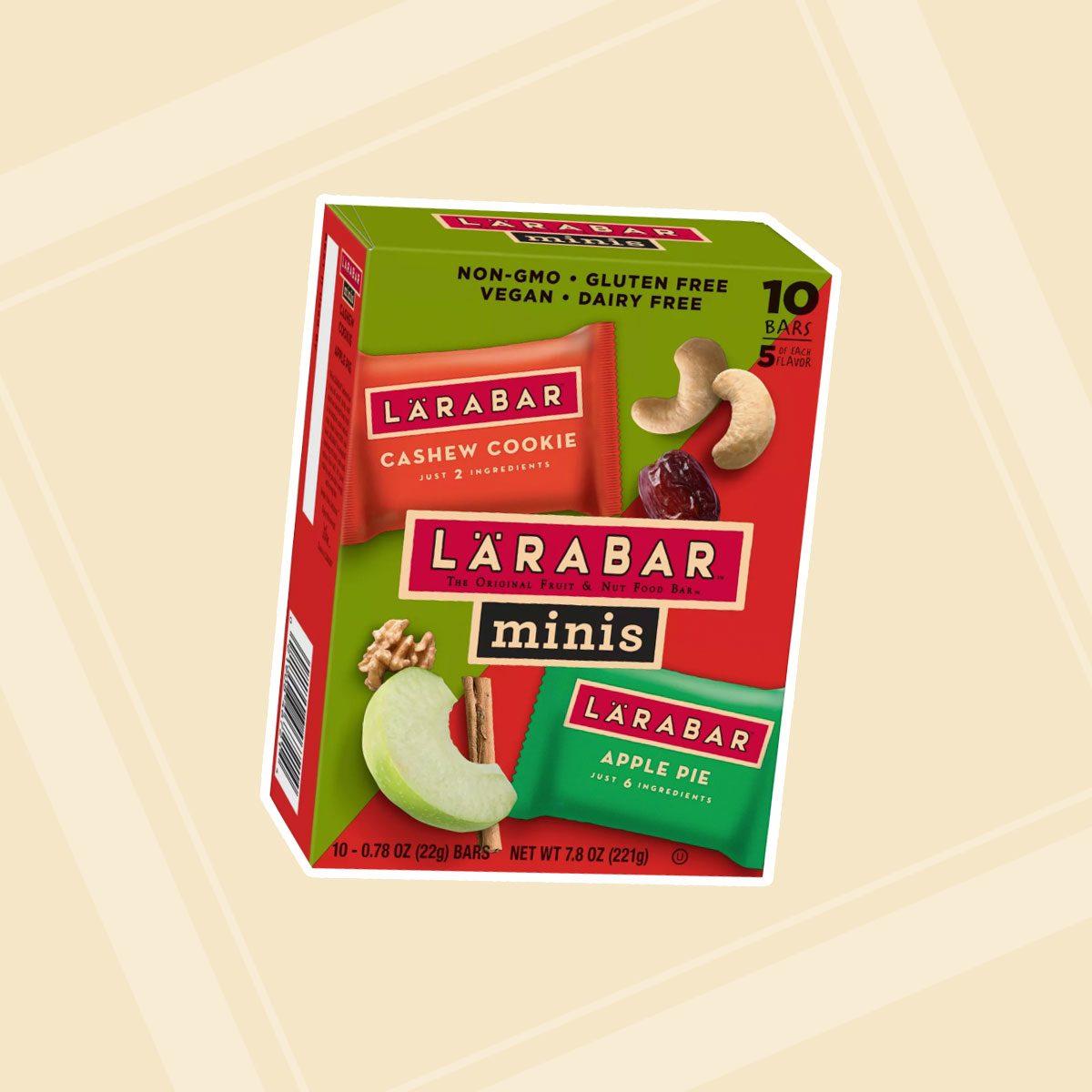 Larabar Minis Apple Pie & Cashew Cookies