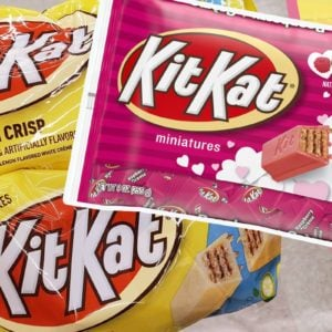 Kit Kat Is Releasing Two New Limited Edition Flavors in 2020
