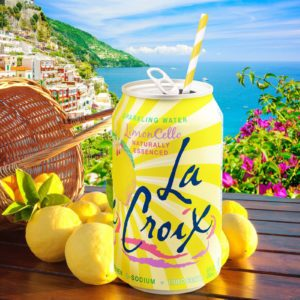 LimonCello LaCroix Is the All-New Flavor We Just Can't Get Enough Of