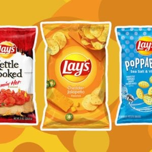 Lay's Is Releasing 3 New Flavors in 2020 and We're Already Hungry
