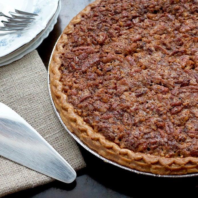 We Tried Lady Bird Johnson's Pecan Pie (Spoiler Alert: It's Delicious!)