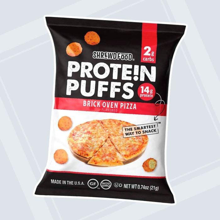 Brickoven Pizza Protein Crisps