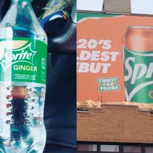 Ginger Sprite Is Being Released Across the Country, and It's Already Our Favorite