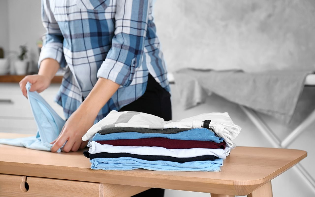 5 Tricks for People Who Don't Like Folding Laundry