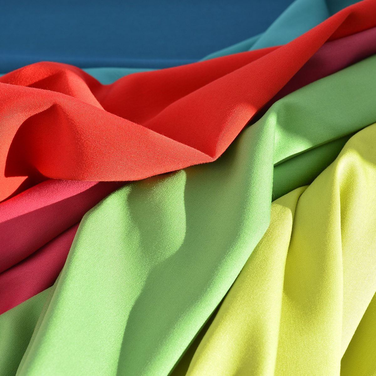 synthetic fabric,fabric different