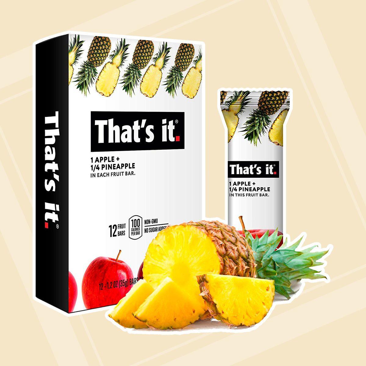 That's It Fruit Bar