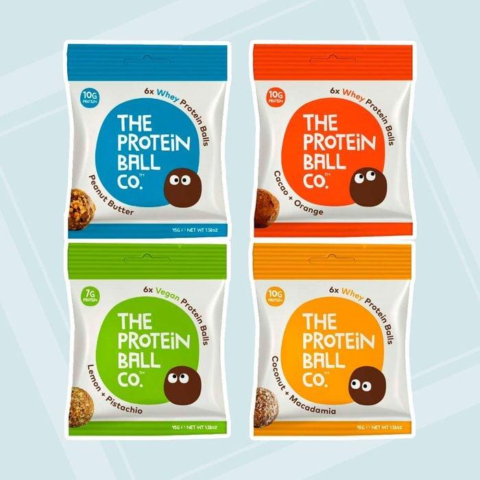 The Protein Ball Co. Keto Protein Bites