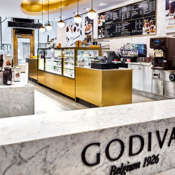 Here's How Godiva Keeps Up With the Valentine's Day Chocolate Rush