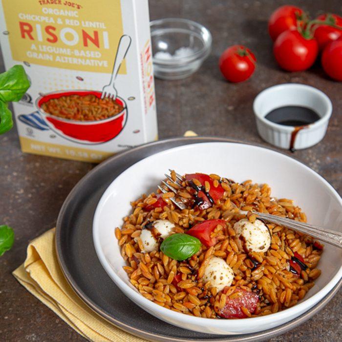 Organic Chickpea & Red Lentil Risoni