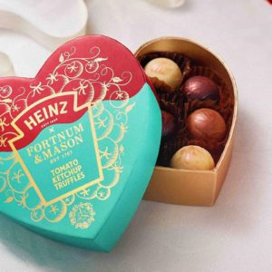 Heinz Made Ketchup Truffles for Valentine's Day, and We're Not Sure Whether to Laugh or Cry