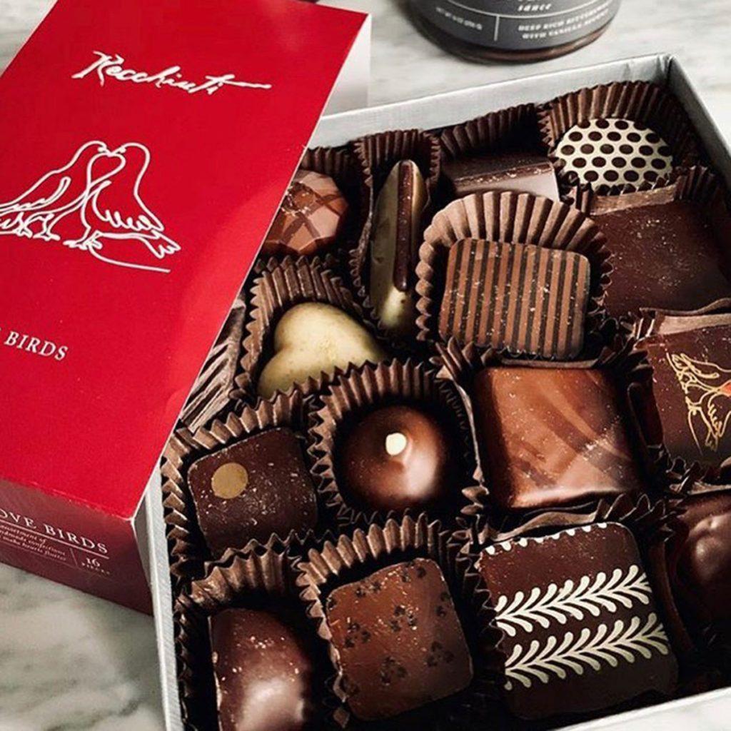 love bird chocolates