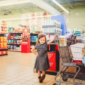 This 4-Year-Old's Aldi Birthday Party Is Everything We Could Ever Dream Of