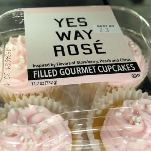 Sweeten Your Valentine's Day with Rosé Cupcakes from Target