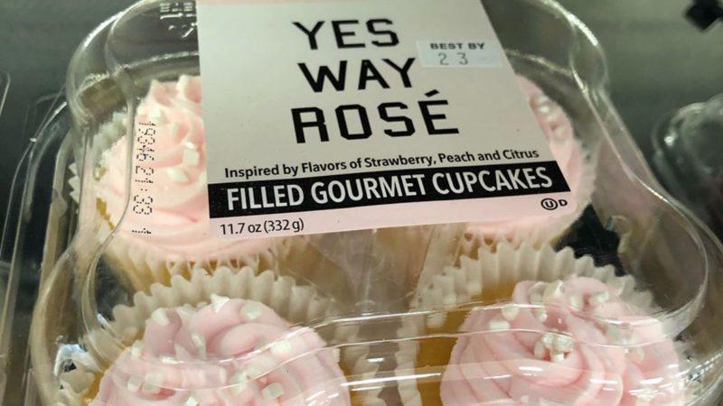 yes way rose cupcakes
