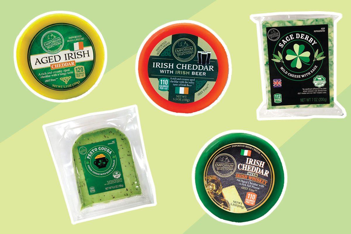 Emporium Selection Irish Cheese Cheddar Beer.