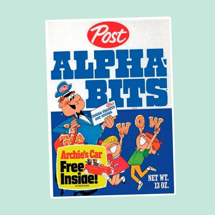 Alpha-Bits vintage