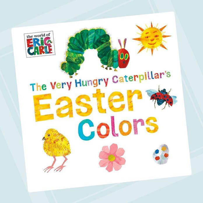 An Easter Board Book easter basket stuffers