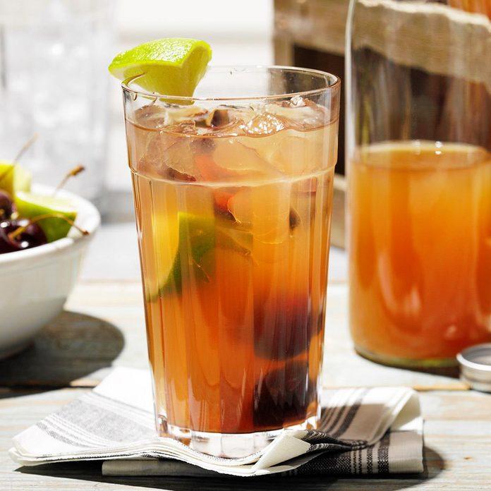 Gluten-Free Cherry Limeade Sweet Tea