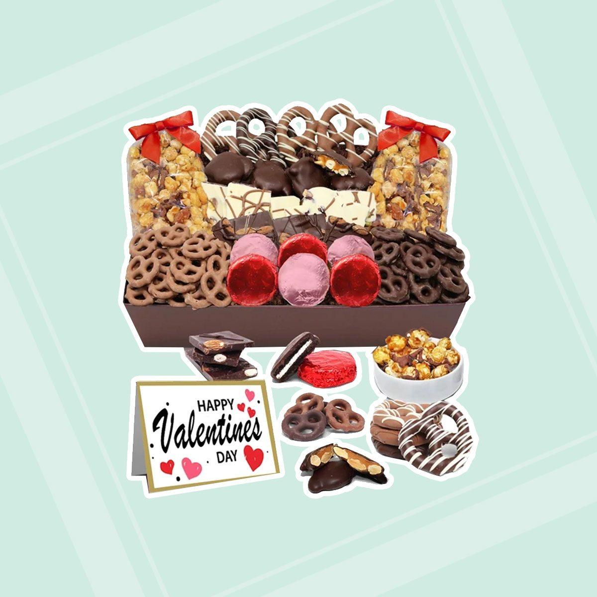 Chocolate Extravaganza Gift Basket