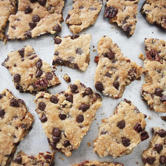 Cookie Brittle Is the Reason You'll Stop Making Chocolate Chip Cookies