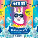 Act II Is Releasing Cotton Candy-Flavored Popcorn—and It Definitely Pops BLUE