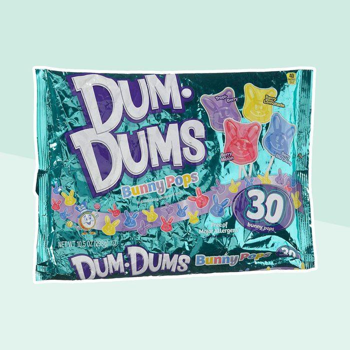 Dum Dums Easter Bunny Pops