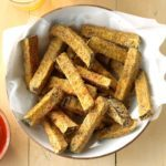 Air-Fryer Eggplant Fries