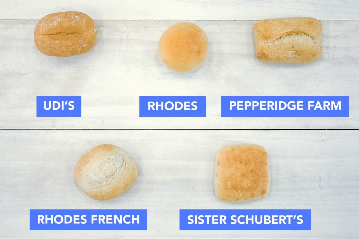 Frozen Dinner Rolls Taste Test The Best Brands You Can Buy