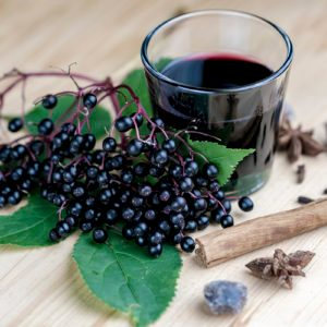 6 Ways to Get Your Daily Dose of Elderberry (and Keep That Cold at Bay)