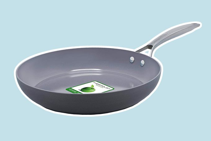 GreenPan Paris 12 Inch Ceramic Non-Stick Fry Pan