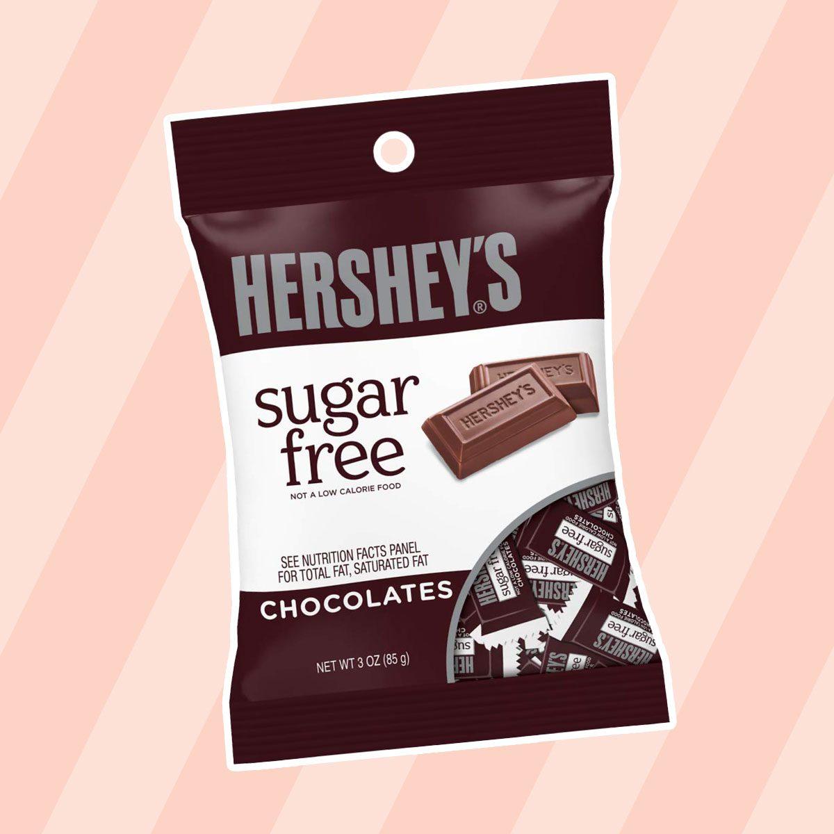 HERSHEY'S Sugar-Free Chocolate Bars