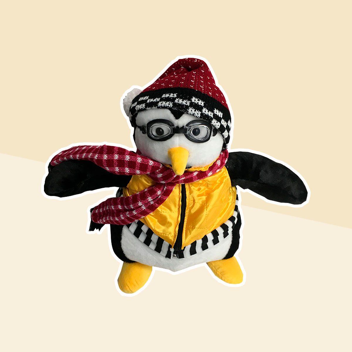 Hugsy the Penguin Replica Plush