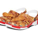 KFC Is Selling Fried Chicken-Scented Crocs, and We Need at LEAST Three Pairs