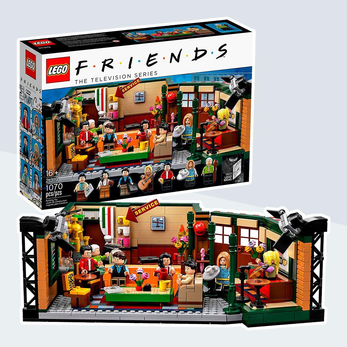LEGO Central Perk Building Kit