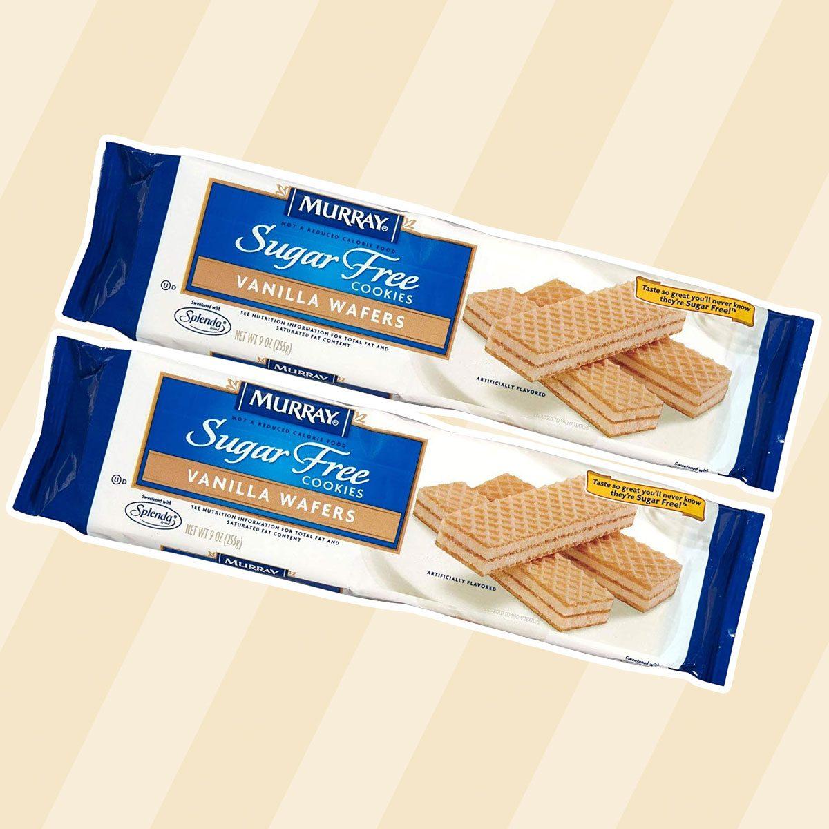 Murray Sugar-Free Vanilla Creme Wafers
