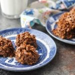 How to Make No-Bake Chocolate Oatmeal Cookies
