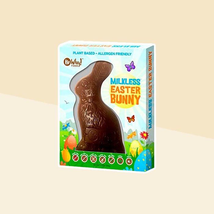 No Whey Foods Milkless Chocolate Bunny