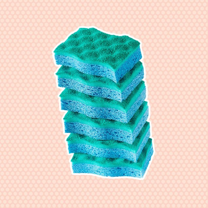 O-Cedar Scrunge Scrub Sponge