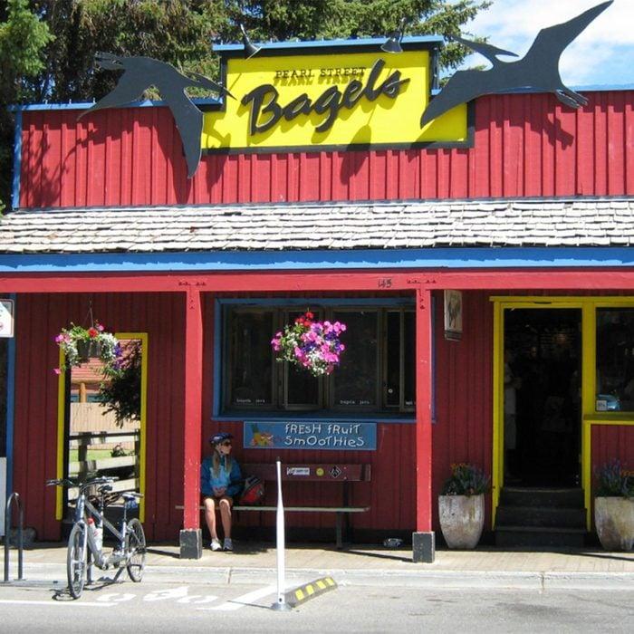 Pearl Street Bagels