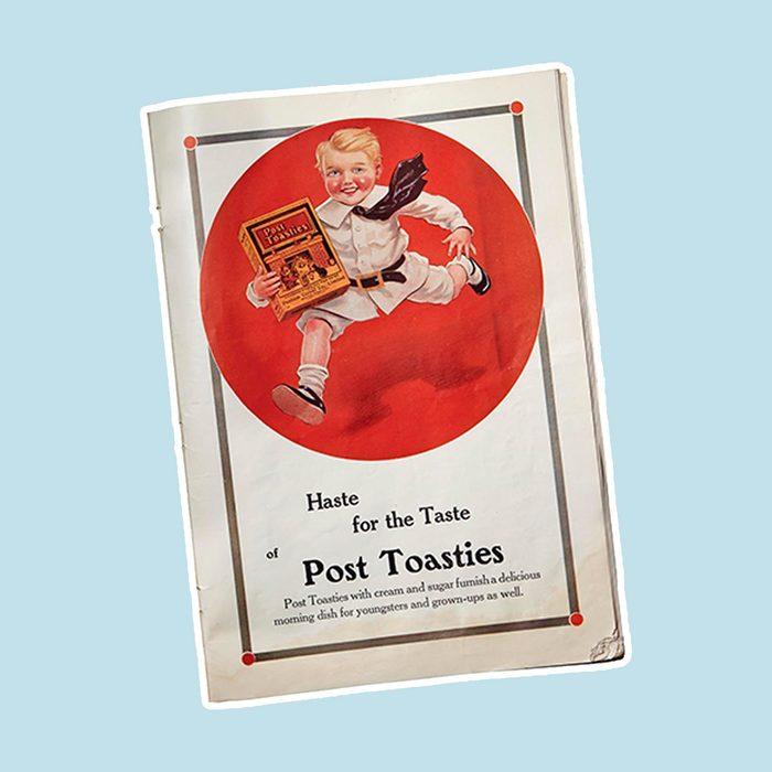Post Toasties vintage