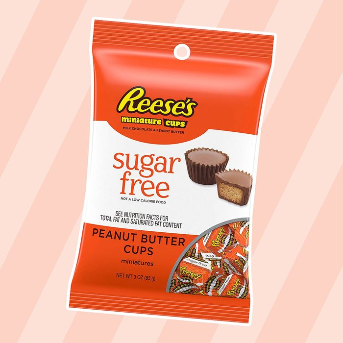 Reese's Sugar-Free Peanut Butter Cups Miniatures